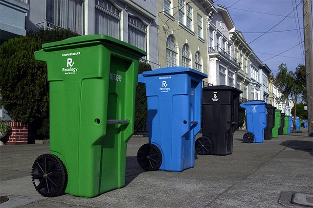Does Recology Sort The Black Trash? Sifting The Truth Out Of A Recycling Myth