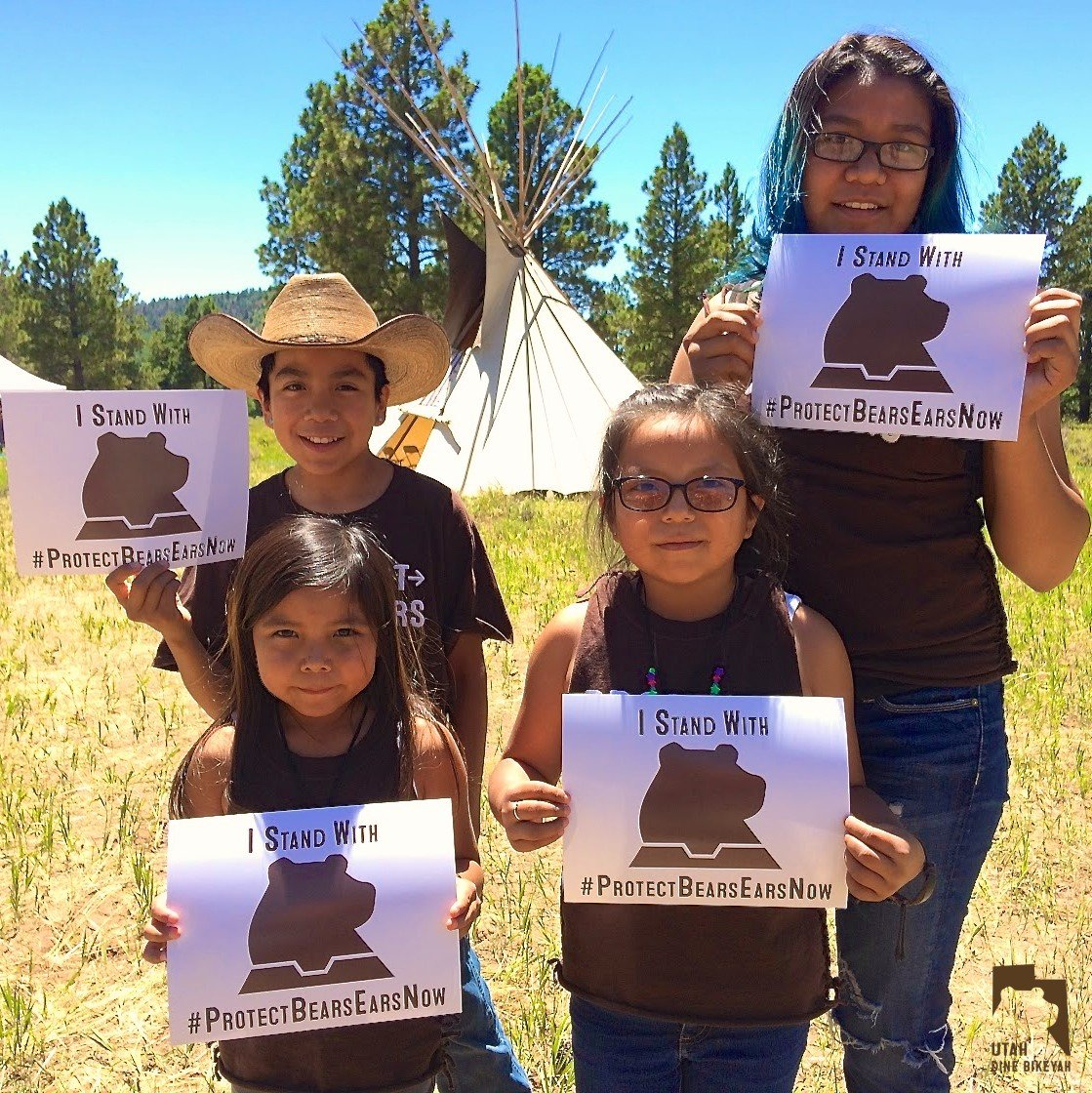 #BearsEars would be 1st ever #NativeAmerican National Monument. Join me & support the effort to… https://t.co/pifFqsrUjXhttps://t.co/pOL4JsOMA2