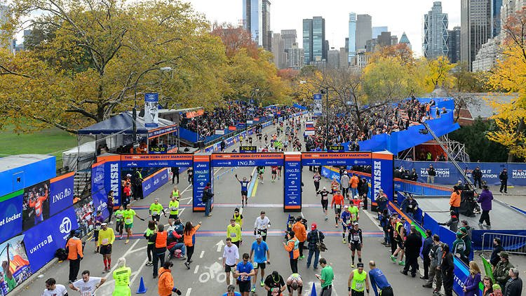 A complete guide to the NYC Marathon
