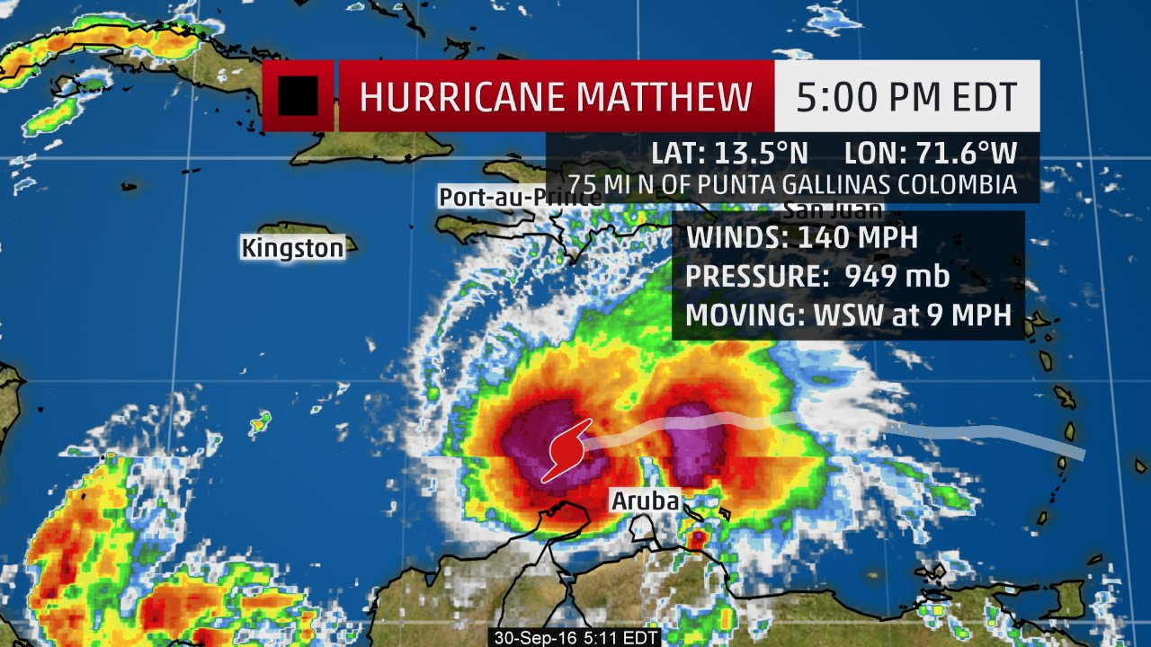 the weather channel on twitter   u0026quot hurricane  matthew