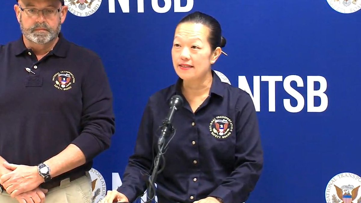 NTSB: It may be a day or two before team can access front of train