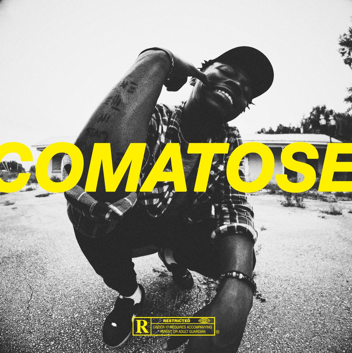 """OUT NOW """"Comatose""""  Prod By: @Kountdown_  and @JayzeOfficial   Mixed by @mixedbytra   https://t.co/l2rGhuDrmc https://t.co/gVWlb5K9CJ"""