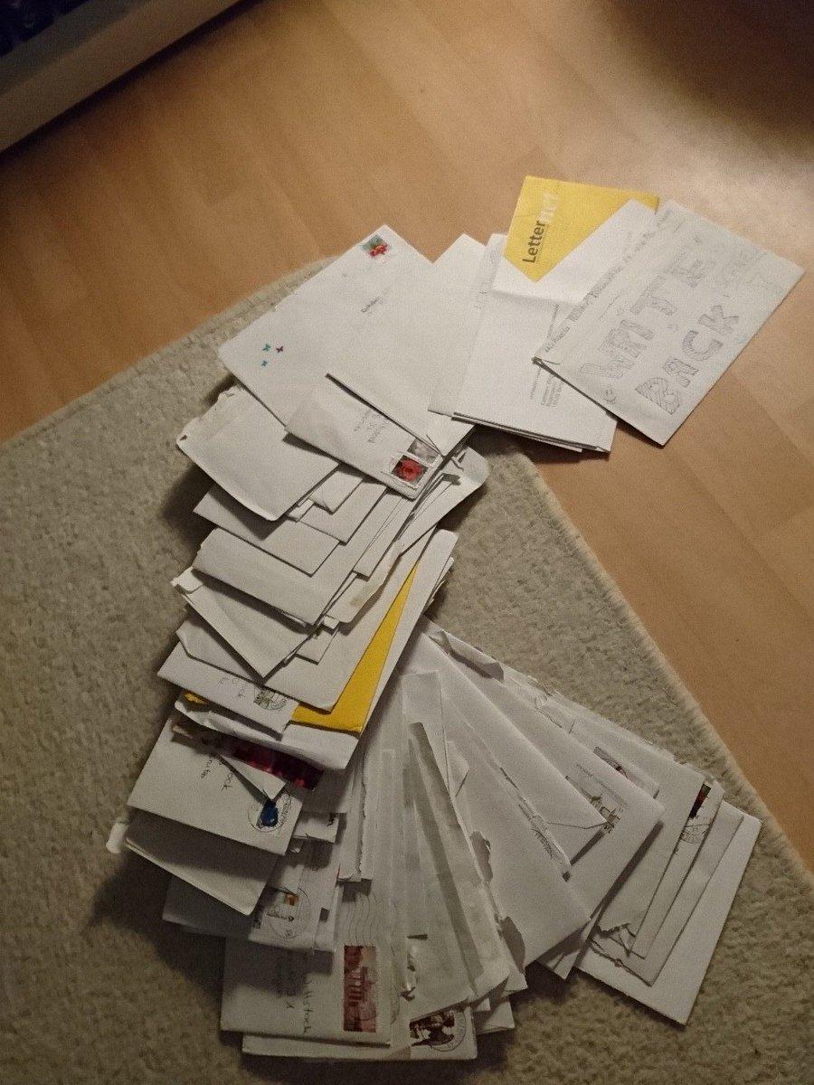Brieffreundin gesucht