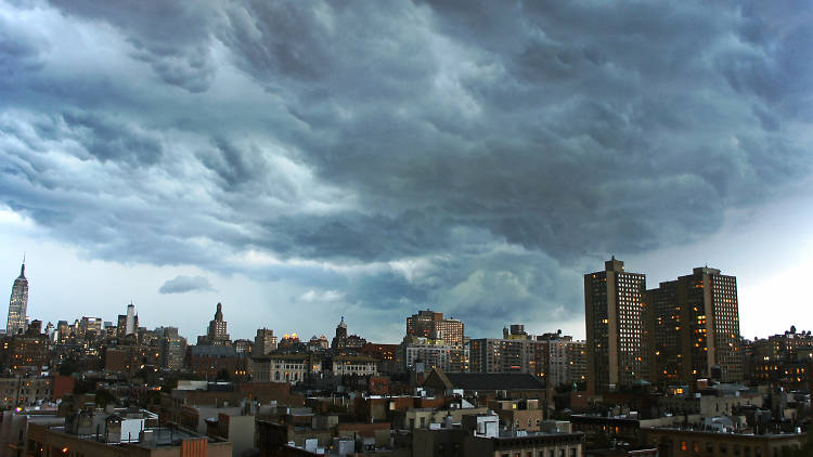 Hurricane Matthew could hit NYC next week