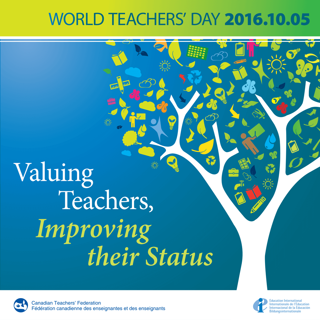 how to celebrate teachers day Teachers' day in some countries, teachers' days are intended to be special days for the appreciation of teachers world teacher's day is celebrated across the world on october 5th[1], with great verve and enthusiasm.