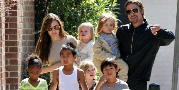 Pitt-Jolie, per l'Fbi nessuna aggressione al figlio nel jet privato