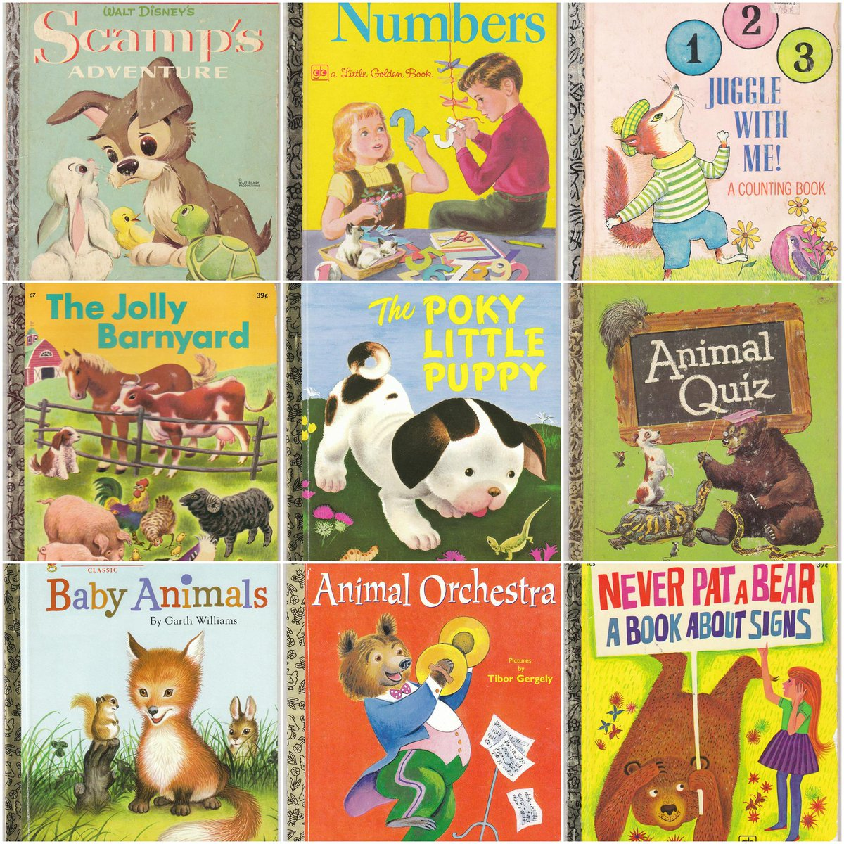 Love Little Golden Books? So do I-please visit my shop  for a lovely selection!  https://t.co/CfAMSrHdQf https://t.co/3mL3TPCMcB