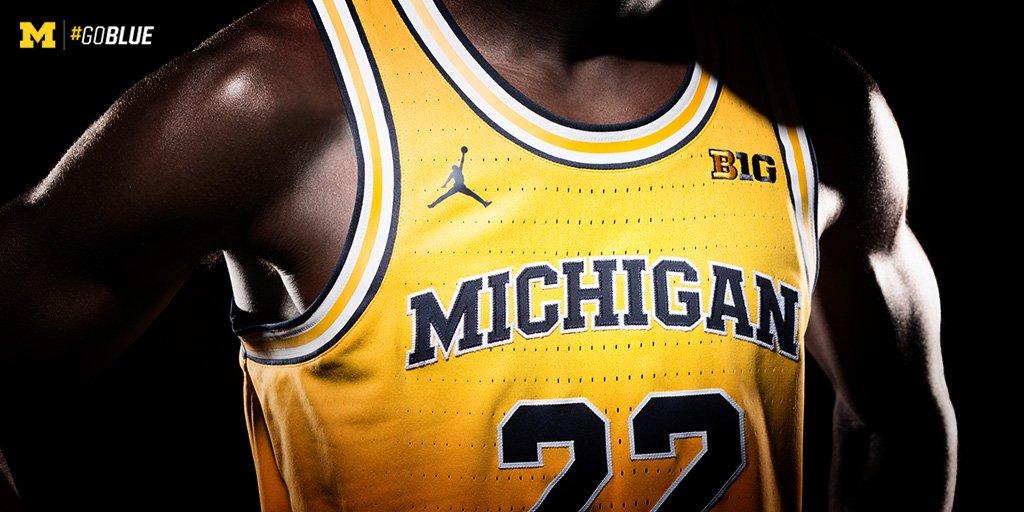 d7e4bd9ab8b Michigan Men's Basketball on Twitter: