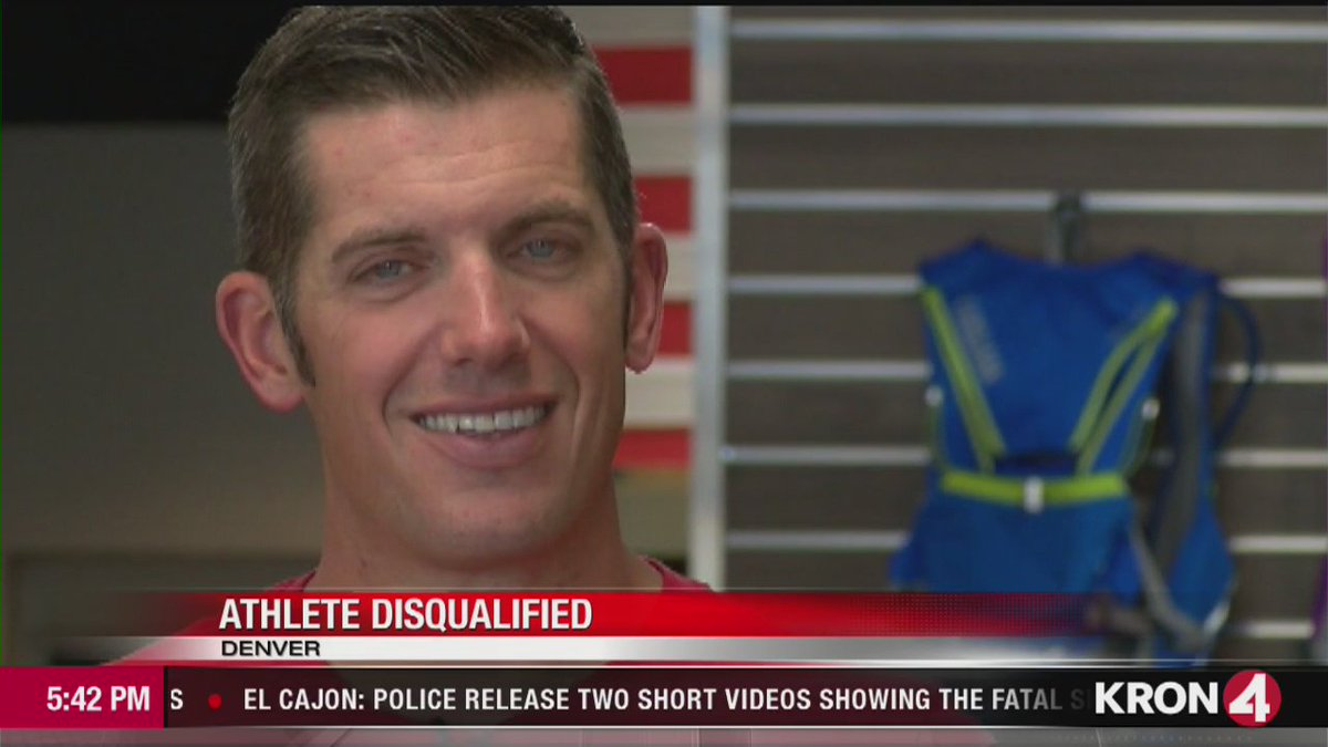 Ironman finalist disqualified on rule that involved use of Chapstick.