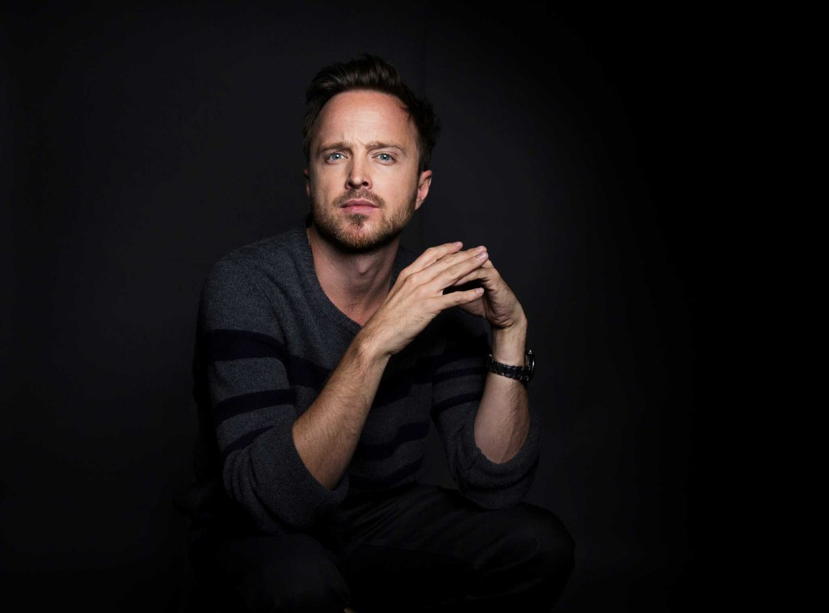 'Breaking Bad' star Aaron Paul posts tribute to Pearl Jam
