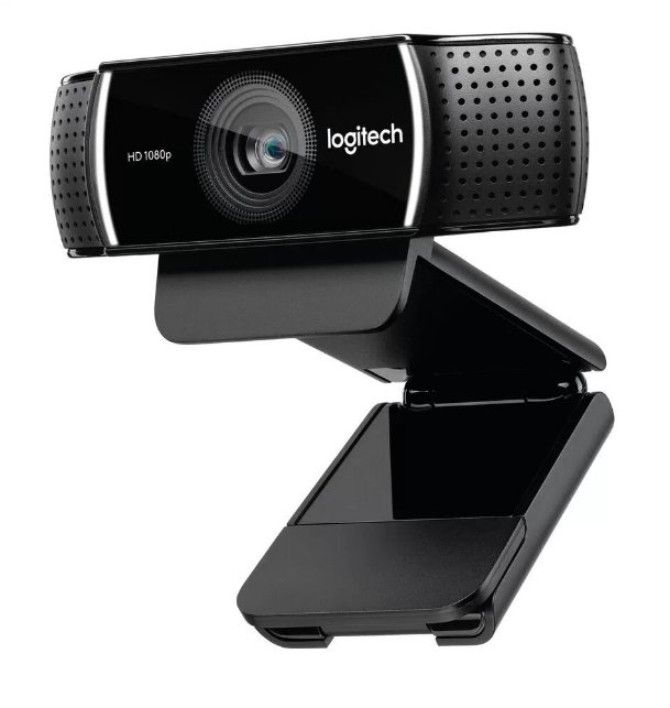 The last time Logitech released a webcam, Obama was running for re-election