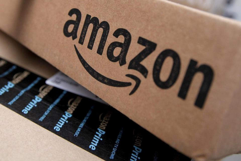 Amazon's 1 million-square-foot Fall River facility is officially in business.