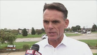 Macomb County Executive Hackel catches drunk driver, reports @Fox2Ingrid