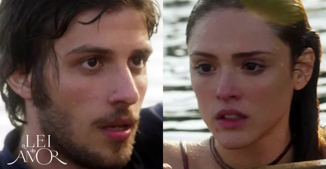 Pedro (@chaysuede) e Helô Isabelle Drummond) se conhecem em acidente https://t.co/YJ97LGZauN #ALeiDoAmor