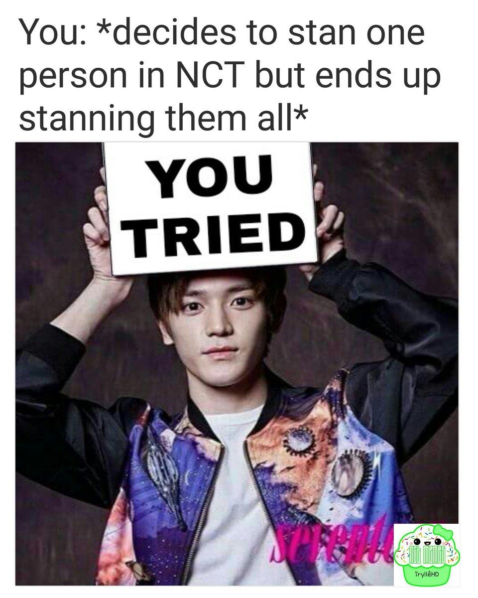 Nct Memes