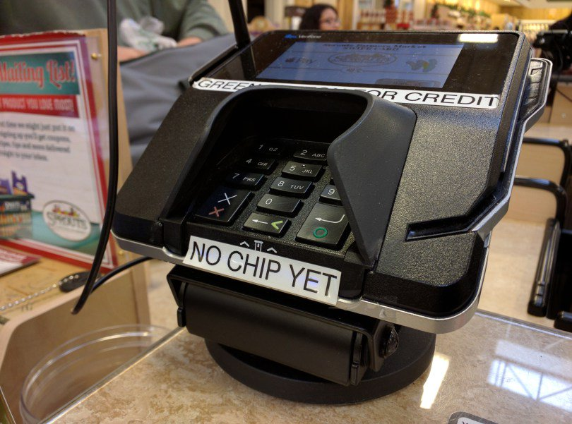 One year later: Chip cards widespread among consumers but not so with merchants