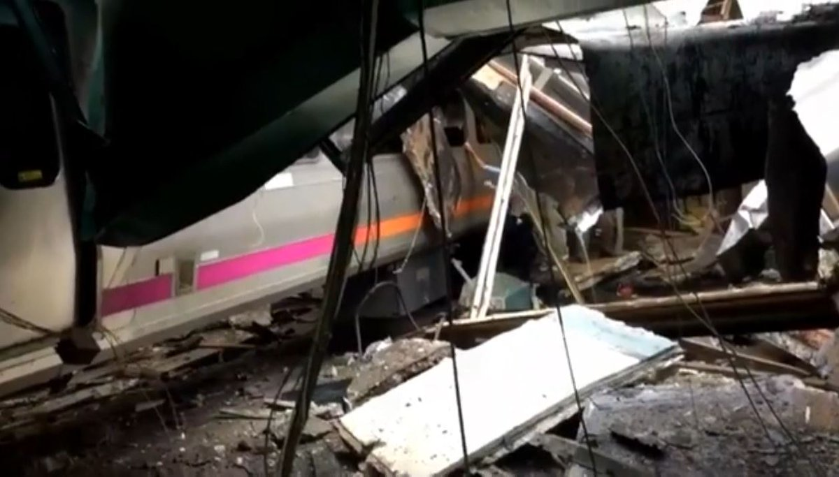 NTSB continues looking for the cause of that NJ commuter train crash.