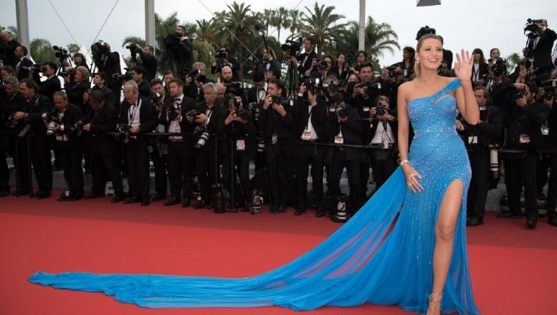 Report: Blake Lively gives birth to second child -