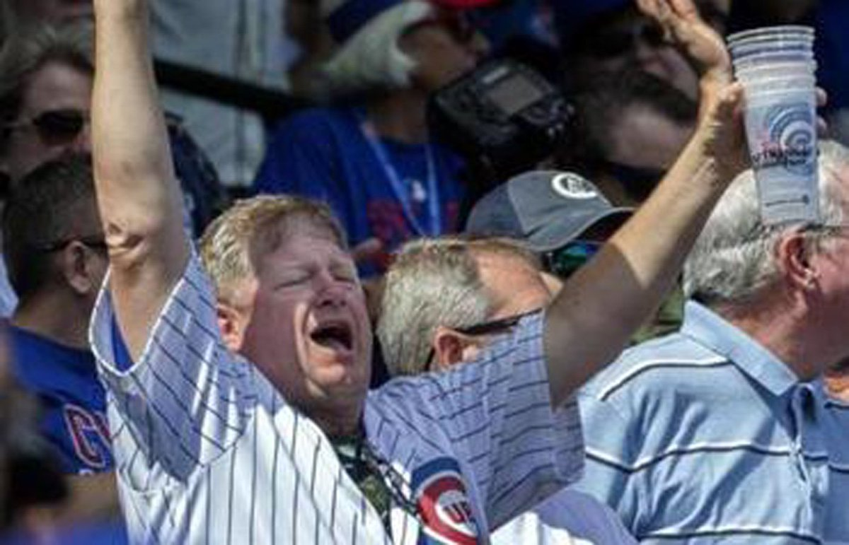These are heady days at Wrigley Field.