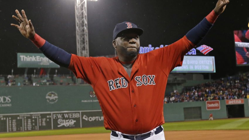 David Ortiz delivers another homer as Red Sox beat Blue Jays 5-3