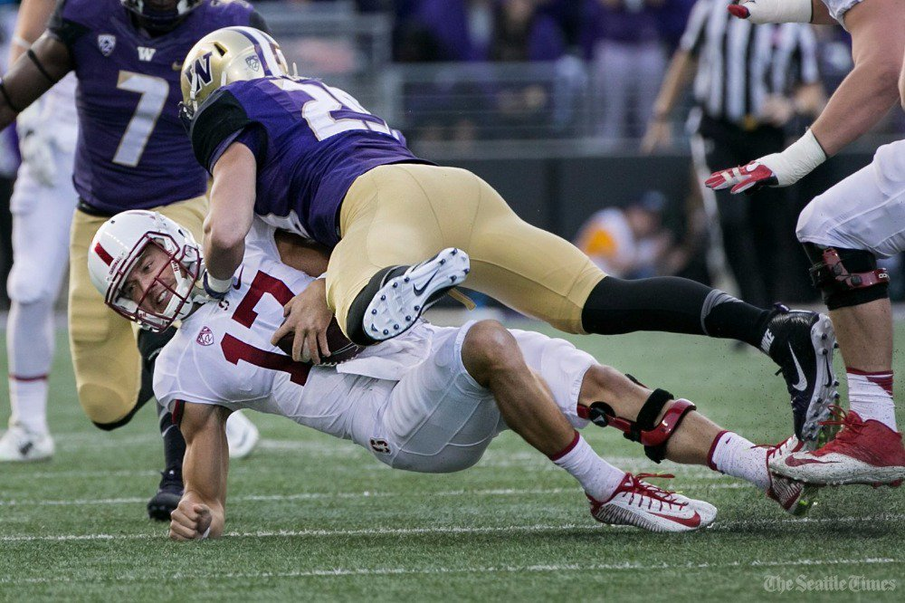 Washington shows the nation it has arrived with rout of No. 7 Stanford | @matt_calkins