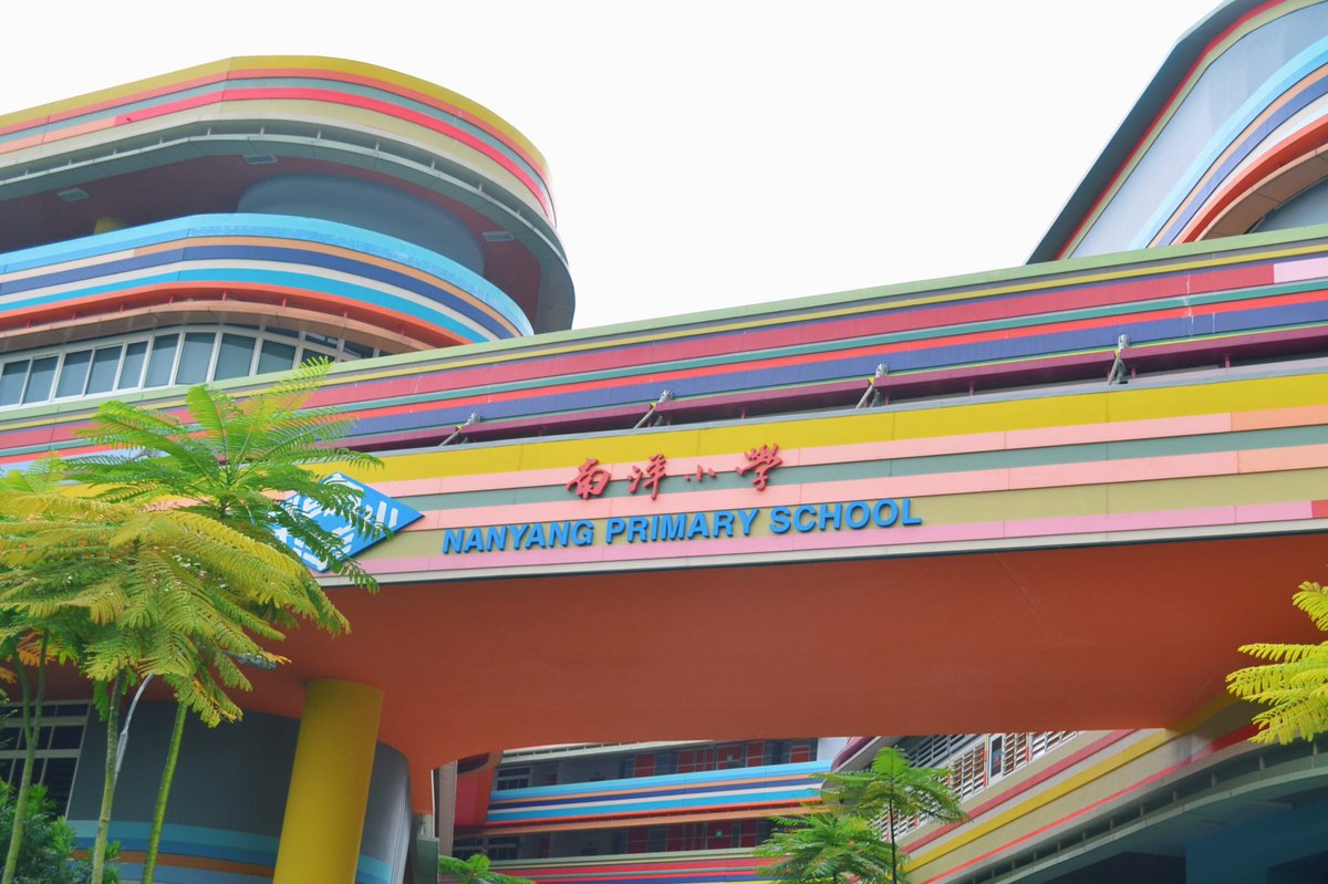 Nanyang Primary School, Singapore. Gotta be the prettiest Primary School I have ever been to. https://t.co/GAuP0jBUMM