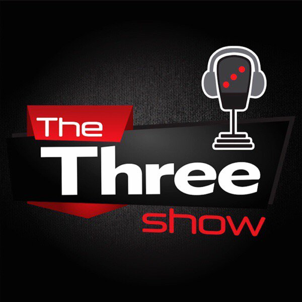 Image result for the three show podcast