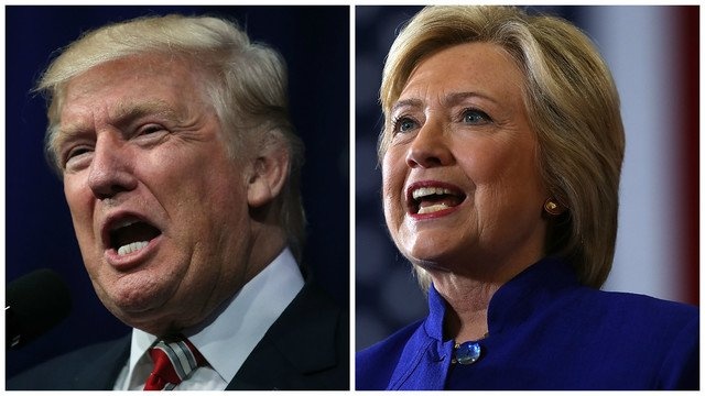 People are ending friendships over PresidentialElection>>