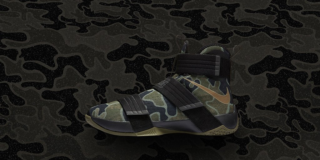 d79bb9fa509 the nike zoom lebron soldier 10 camo men s kids