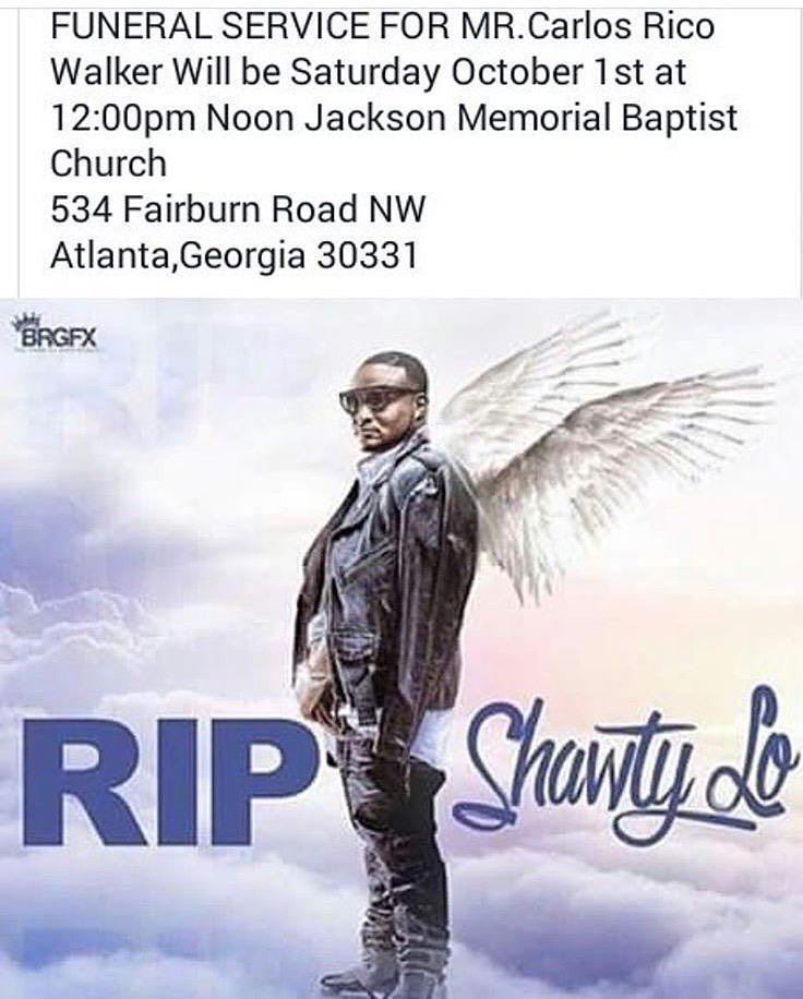 Today we lay to rest The King of Bankhead #longlivelo https://t.co/ufN03ZY0Hb