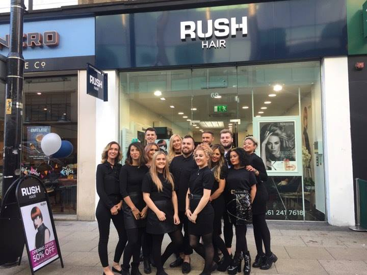 "Rush Hair & Beauty on Twitter: ""Say hello to Toby and the ..."