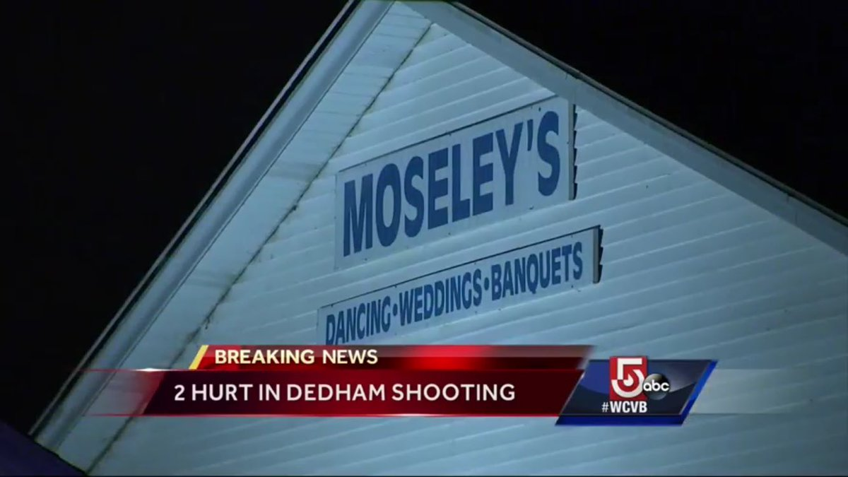 2 Breaking Stories on the Eyeopener: Dedham shooting and Dartmouth college dorm fire WCVB