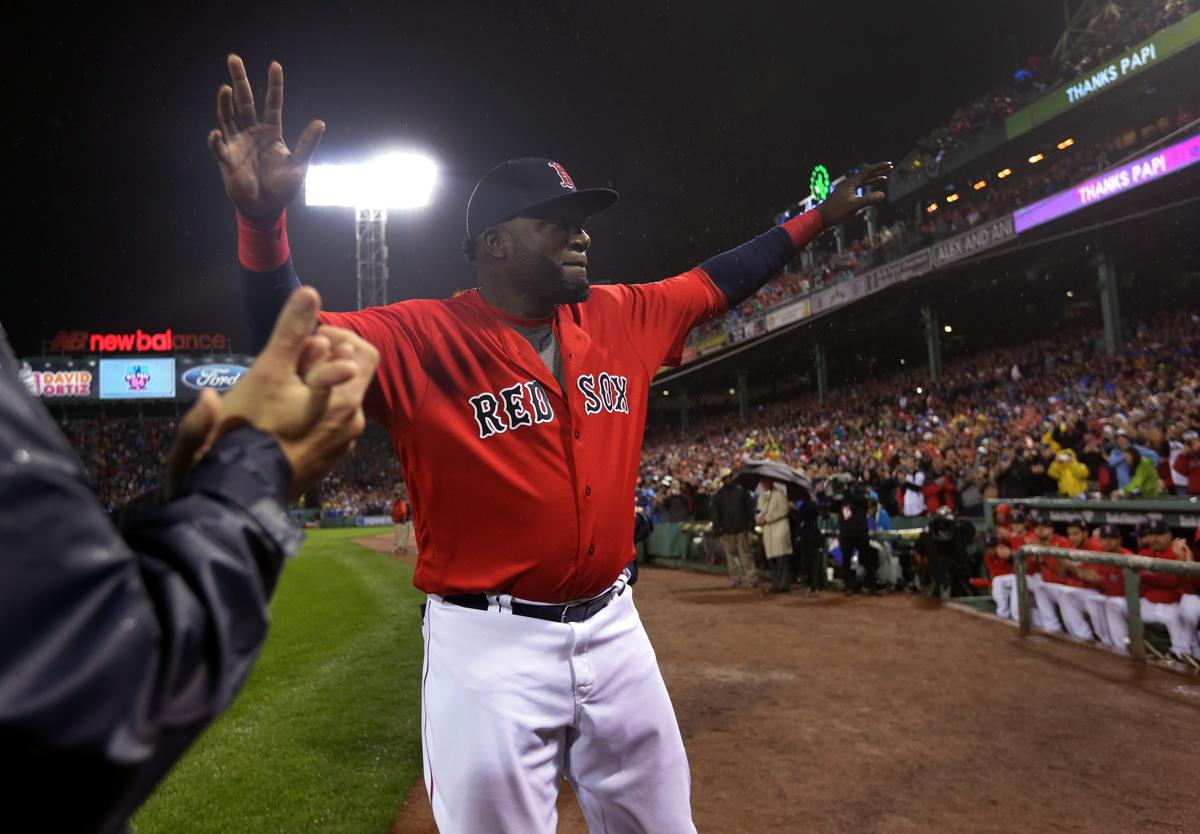 With a two-run homer by Ortiz, RedSox beat Blue Jays, 5-3