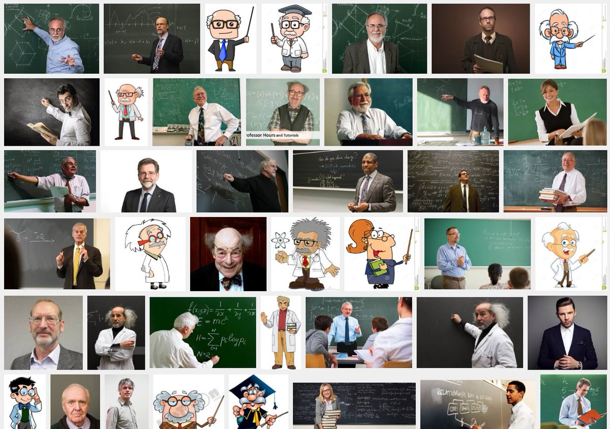 """Googled """"professor"""". Is it any wonder we have a problem with equal opportunities. https://t.co/jkYDG6YB8r"""