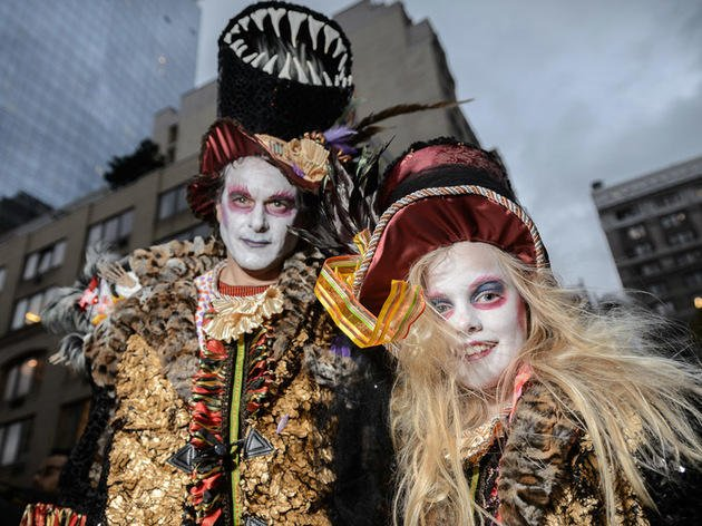 Happy new month! Here are the best October events in NYC