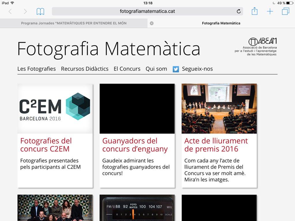 #XII_jemcv #XII_jem @matesAbeam Fotografía matemàtica https://t.co/jfCLhxYop0 https://t.co/Z3eklamkWP