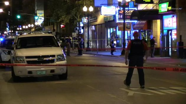 Chicago police numbers show shootings, murders down in September