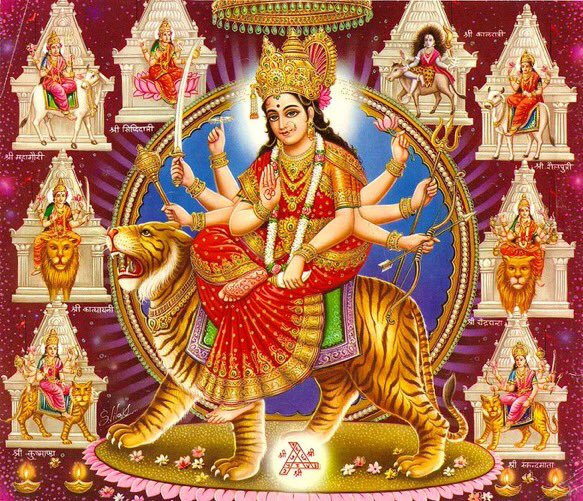 significance of 9-day navratri – the festival of nine nights Significance Of 9-day Navratri – The Festival Of Nine Nights Ctrfl 9WgAEH0AY