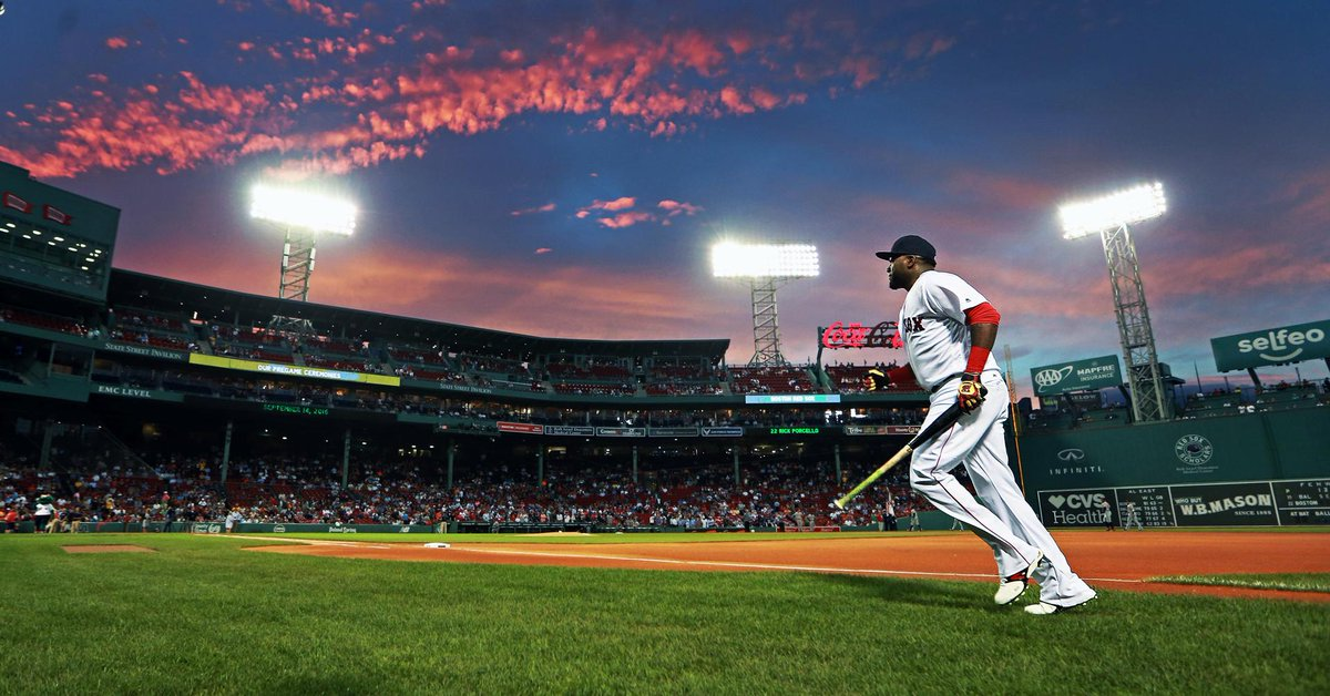David Ortiz was candid as he prepared to walk away from baseball after this season