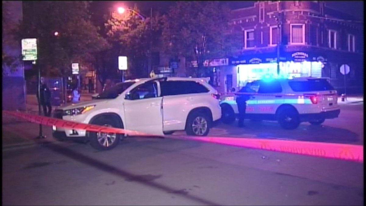 Girl, 17, killed in Back of the Yards shooting
