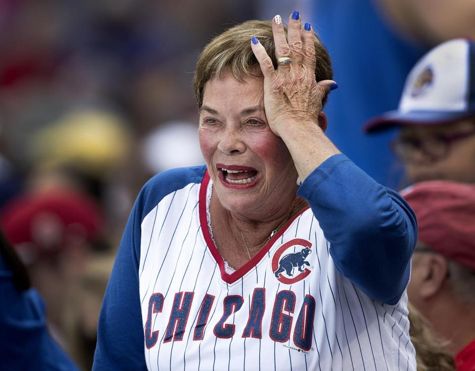 Remember the RedSox Curse? For Cubs fans, that feeling continues