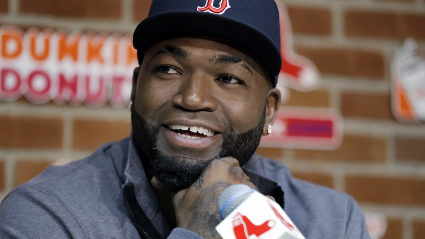The view at Fenway Park from David Ortiz's final weekend