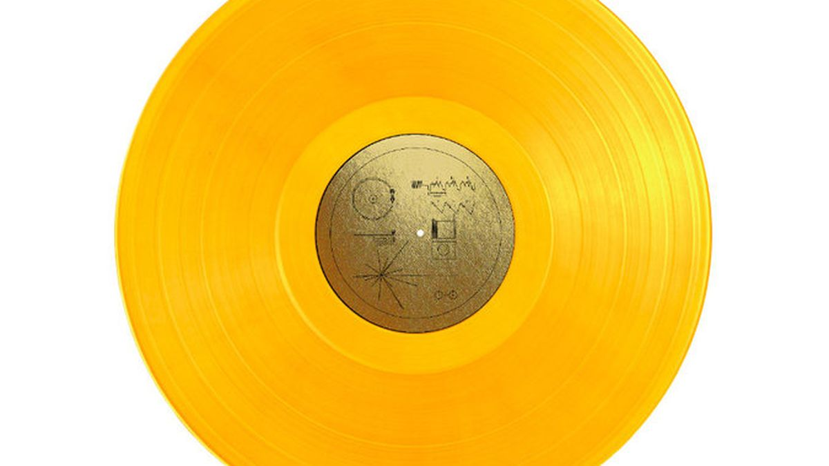 I want to hear NASA's Golden Record so badly I'll even give money to a Kickstarter