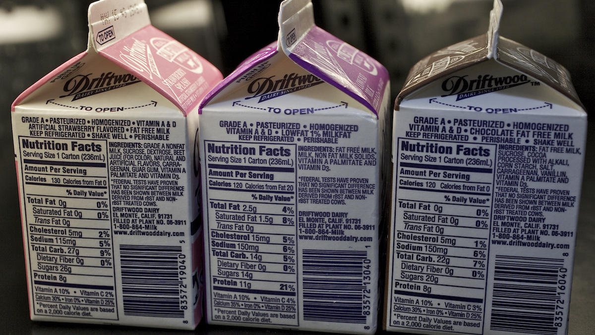Teen accused of stealing 65-cent carton of milk at school to stand trial