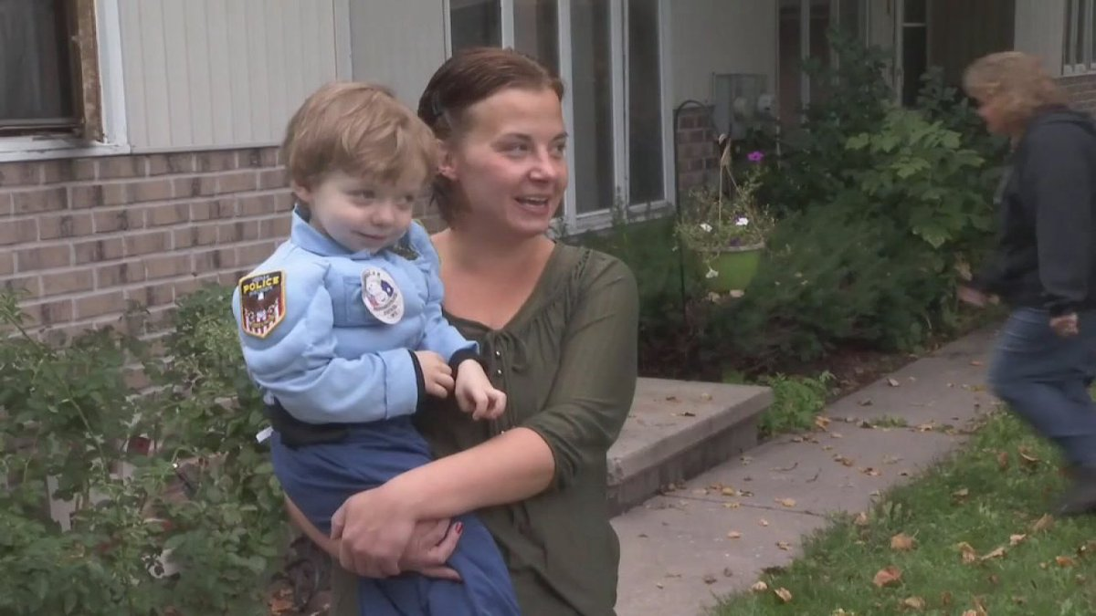 Birthday cards, gifts pour in for Wis. boy battling brain cancer