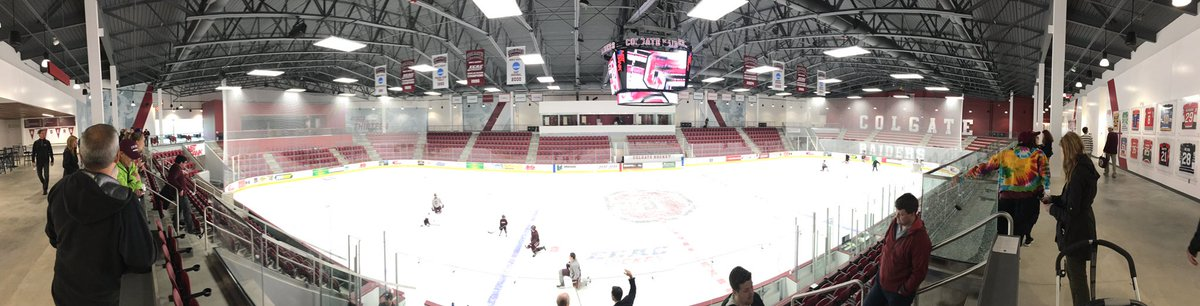 Tim Seamans On Twitter The New Colgate Class Of 1965 Arena Two
