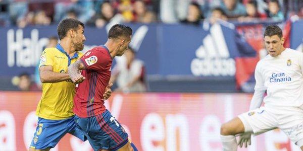 Video: Osasuna vs Las Palmas