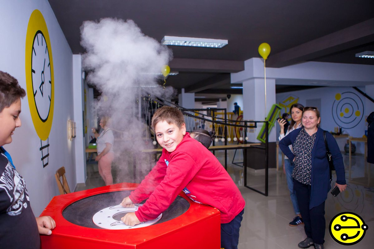 The museum has already opened!  We are waiting for you! #Experimentorium #science #Museum #Georgia #Tbilisi https://t.co/Rj1EdSObOY