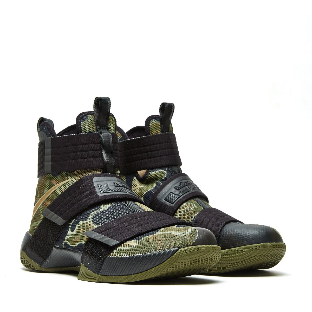 best website 06780 1dbea  Nike  LeBron Soldier 10  Camo  SFG available in-store   online here   http   on.unknwn.com 2dEtio3 pic.twitter.com K0nR66H8tZ