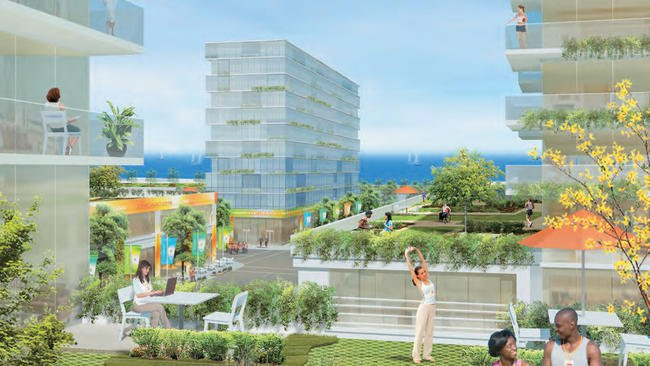Chicago seeks to redevelop what would have been its Olympic Village in Bronzeville